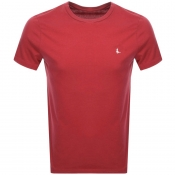 Product Image for Jack Wills Sandleford Short Sleeved T Shirt Red