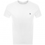Jack Wills Sandleford Short Sleeved T Shirt White