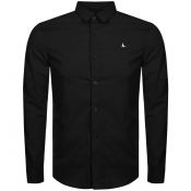 Product Image for Jack Wills Hinton Stretch Shirt Black