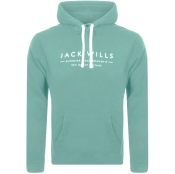 Product Image for Jack Wills Batsford Popover Hoodie Green