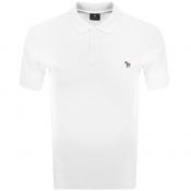 Product Image for PS By Paul Smith Regular Polo T Shirt White