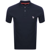 Product Image for PS By Paul Smith Regular Polo T Shirt Navy