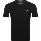 Product Image for Lacoste Sport Ultra Dry T Shirt Black