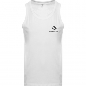 Product Image for Converse Star Chevron Logo Vest White