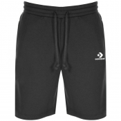 Product Image for Converse Star Chevron Logo Jersey Shorts Black
