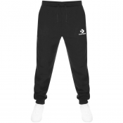 Product Image for Converse Star Chevron Logo Jogging Bottoms Black