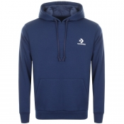 Product Image for Converse Star Chevron Logo Hoodie Navy