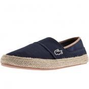 Product Image for Lacoste Marice Plimsoll Navy