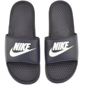 Nike Benassi JDI Sliders Navy