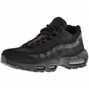 Product Image for Nike Air Max 95 Premium Trainers Black