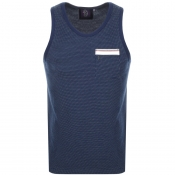 Product Image for Luke 1977 Persueder Vest T Shirt Navy