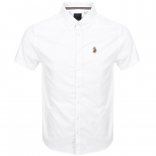 Product Image for Luke 1977 Short Sleeved Jimmy Shirt White