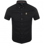 Product Image for Luke 1977 Short Sleeved Jimmy Shirt Black