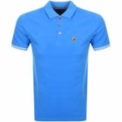 Product Image for Luke 1977 New Mead Polo T Shirt Blue