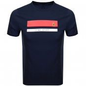 Product Image for Luke 1977 Galway T Shirt Navy