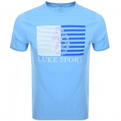 Product Image for Luke 1977 Cruyff T Shirt Blue