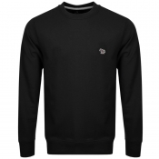 Product Image for PS By Paul Smith Crew Neck Sweatshirt Black