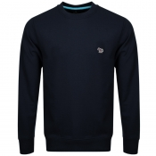 Product Image for PS By Paul Smith Crew Neck Sweatshirt Navy