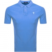 Product Image for Replay Polo T Shirt Blue