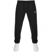 Product Image for Nike Club Jogging Bottoms Black