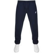 Nike Club Jogging Bottoms Navy