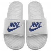 Product Image for Nike Benassi JDI Sliders White