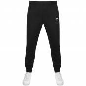 Product Image for adidas Originals Trefoil Jogging Bottoms Black