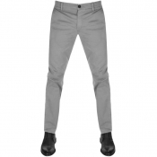 Product Image for BOSS Casual Schino Slim D Chinos Grey