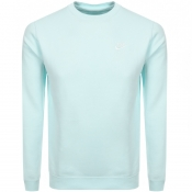 Product Image for Nike Crew Neck Club Sweatshirt Green