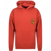 Product Image for Vivienne Westwood Classic Orb Hoodie Red