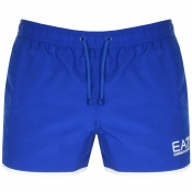 Product Image for EA7 Emporio Armani Seaworld Swim Shorts Blue
