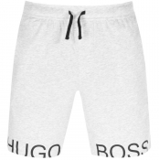 Product Image for BOSS HUGO BOSS Identity Shorts Grey