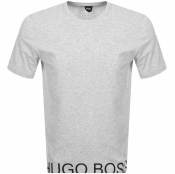 BOSS HUGO BOSS Identity T Shirt Grey