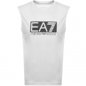 Product Image for EA7 Emporio Armani Visibility Vest T Shirt White