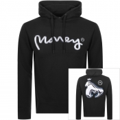Money Chrome Sig Ape Hoodie Black