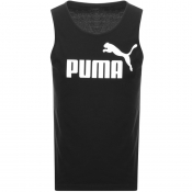 Puma Essentials Regular Fit Vest Black