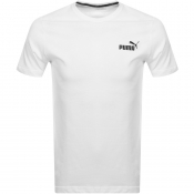 Puma Essential T Shirt White