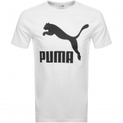 Product Image for Puma Classics T Shirt White