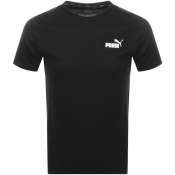 Puma Essential T Shirt Black