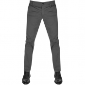 BOSS Casual Schino Slim D Chinos Grey