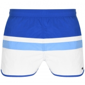 BOSS HUGO BOSS Moonfish Swim Shorts Blue