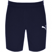 Puma Sweat Shorts Navy