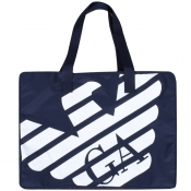 Product Image for Emporio Armani Beach Bag Navy