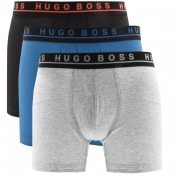 BOSS HUGO BOSS Underwear Triple Pack Boxer Shorts
