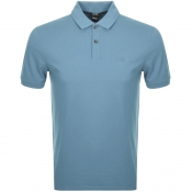 Product Image for BOSS HUGO BOSS Pallas Polo T Shirt Blue