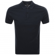 BOSS HUGO BOSS Pallas Polo T Shirt Navy