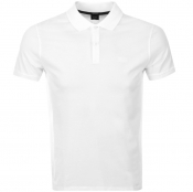 Product Image for BOSS HUGO BOSS Pallas Polo T Shirt White
