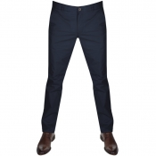 Product Image for Farah Vintage Drake Chino Trousers Navy