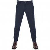 Product Image for Farah Vintage Elm Hopsack Trousers Navy