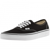 Vans Era Trainers Black